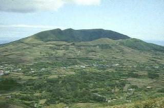 Vulcão Central da Caldeira